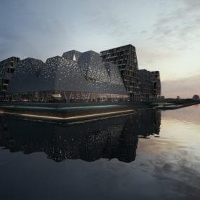 Water Cultural House – Paper island – Copenhagen
